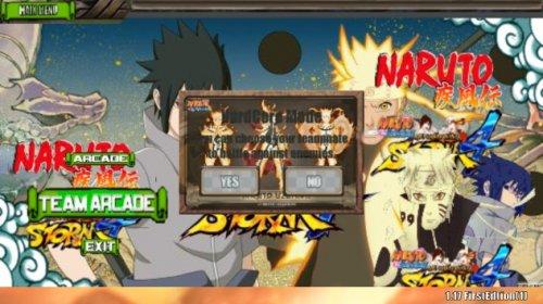 Скриншот для Naruto Shippuden Ultimate Ninja - 2
