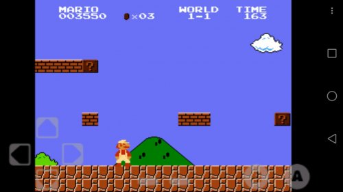 Скриншот для Super Mario Bros - 3