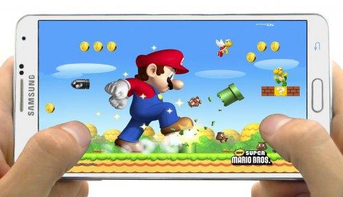 Скриншот для Super Mario Bros - 1