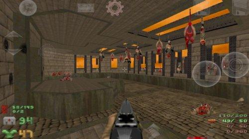 Скриншот для Brutal Doom - 1