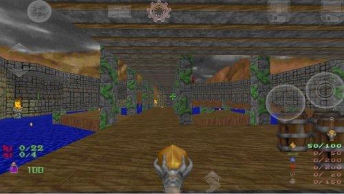 Скриншот для Brutal Doom - 2