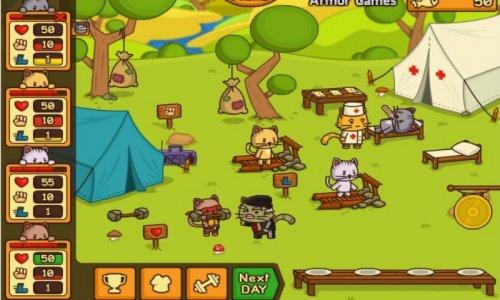 Скриншот для Strike Force Kitty 2 - 1