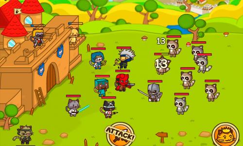 Скриншот для Strike Force Kitty 2 - 3
