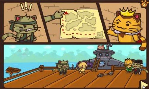 Скриншот для Strike Force Kitty 2 - 2
