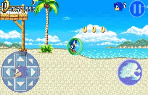 Скриншот для Sonic Advance 3 - 4