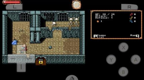Скриншот для Nintendo 3DS emulator - 2