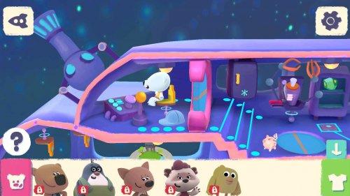 Скриншот для Мимимишки в Космосе - 1