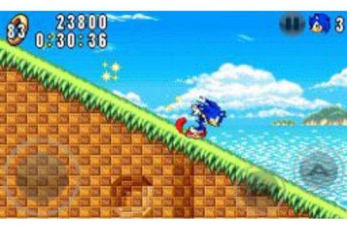 Скриншот для Sonic Advance 2 - 1