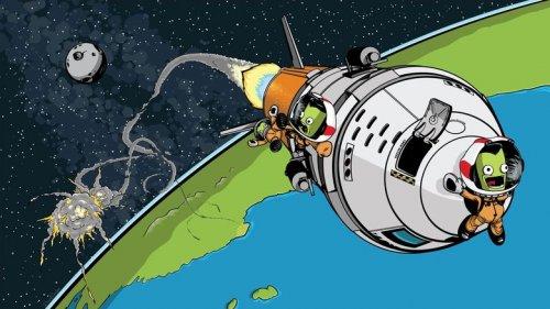 Скриншот для Kerbal Space Program - 1