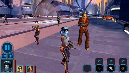 Скриншот для Star Wars - Knights of the Old Republic - 2
