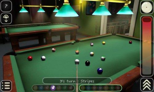 Скриншот для Billiard - 2