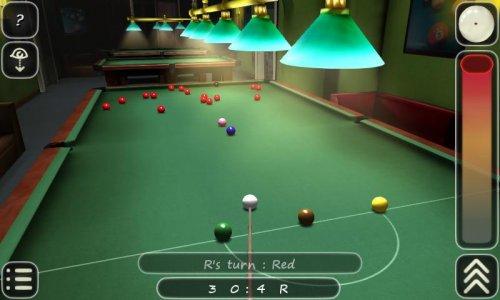 Скриншот для Billiard - 1