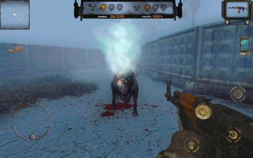 Скриншот для Z.O.N.A Project X - 2