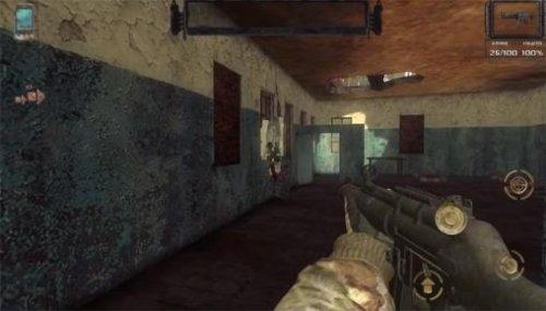 Скриншот для Z.O.N.A Project X - 1