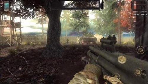 Скриншот для Z.O.N.A Project X - 3