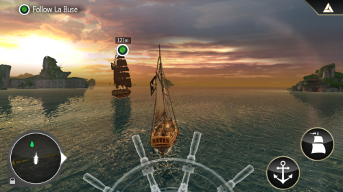 Скриншот для Assassin's Creed Pirates - 2