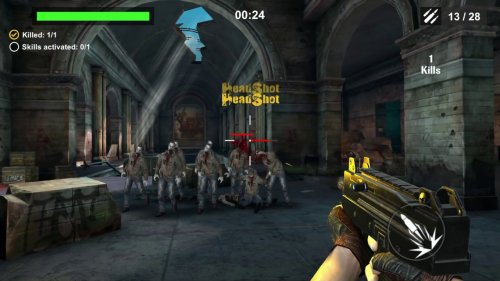 Скриншот для DEAD WARFARE: Zombie - 3