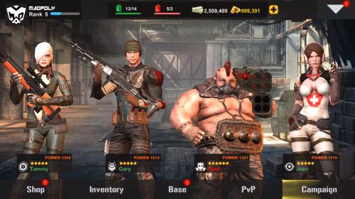 Скриншот для DEAD WARFARE: Zombie - 2