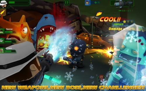 Скриншот для Зов Мини-Зомби - 1