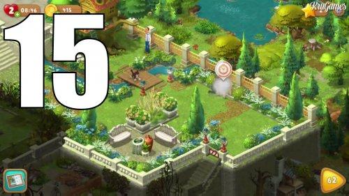 Скриншот для Gardenscapes - New Acres - 2