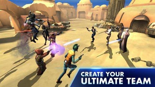 Скриншот для Герои Галактики - 3