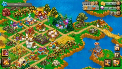 Скриншот для Славяне: Ферма - 3