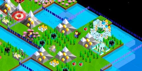 Скриншот для The Battle of Polytopia - 2