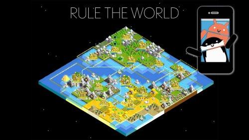 Скриншот для The Battle of Polytopia - 1