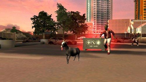 Скриншот для Goat Simulator GoatZ - 2