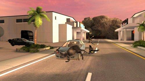 Скриншот для Goat Simulator GoatZ - 3