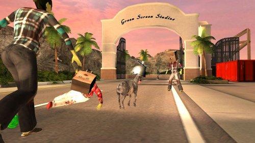 Скриншот для Goat Simulator GoatZ - 1