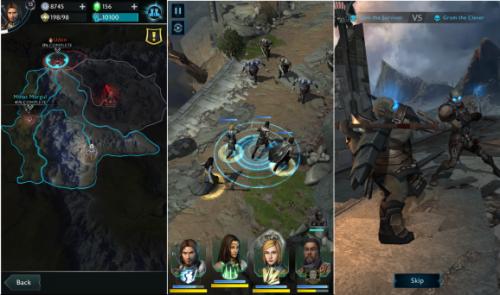 Скриншот для Средиземье: Тени войны - 3
