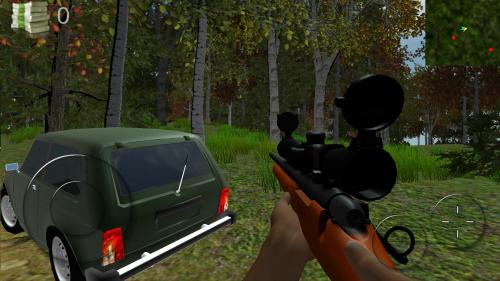 Скриншот для Русская охота 4x4 - 1