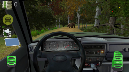 Скриншот для Русская охота 4x4 - 2