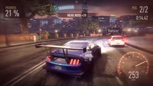 Скриншот для Need for Speed No Limits - 1