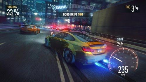 Скриншот для Need for Speed No Limits - 2