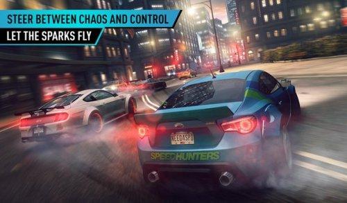 Скриншот для Need for Speed No Limits - 3