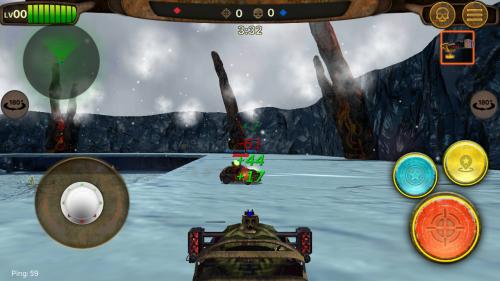 Скриншот для Гонки на выживание - 2