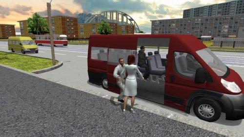 Скриншот для Симулятор маршрутки 2017 - 3