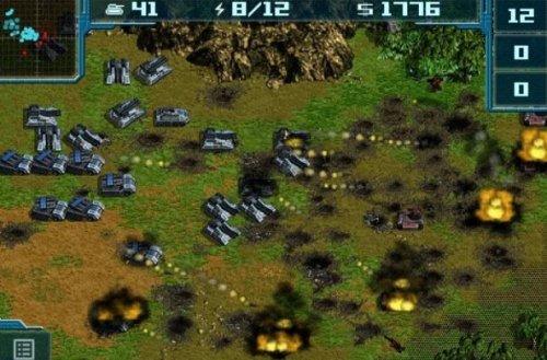 Скриншот для Art Of War 2 - 1