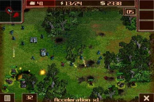 Скриншот для Art Of War 2 - 3