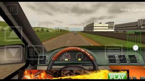 Скриншот для Симулятор вождения по городу - 3