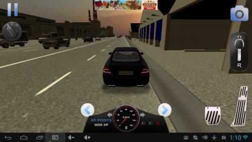 Скриншот для Симулятор вождения по городу - 1