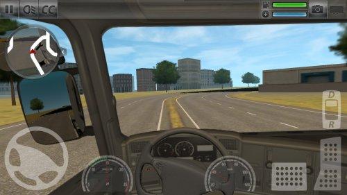 Скриншот для Симулятор вождения по городу - 2