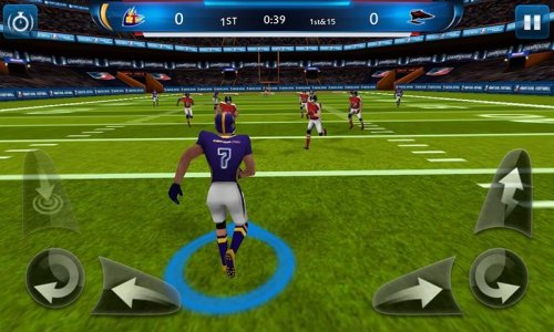 Скриншот для Fanatical Football - 3