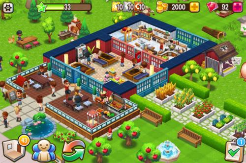 Скриншот для Food Street - 2
