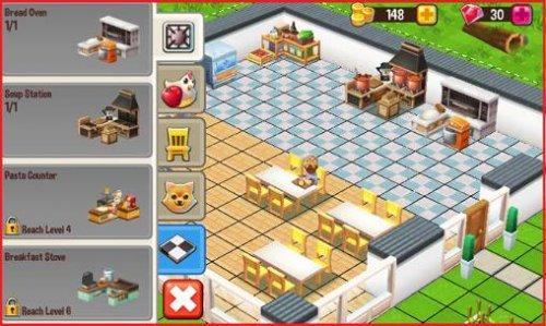 Скриншот для Food Street - 1