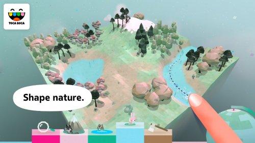 Скриншот для Toca Nature - 3