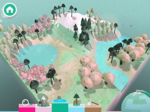 Скриншот для Toca Nature - 1