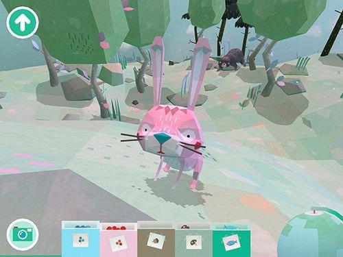 Скриншот для Toca Nature - 2